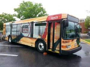 Route 1 Ride Bus